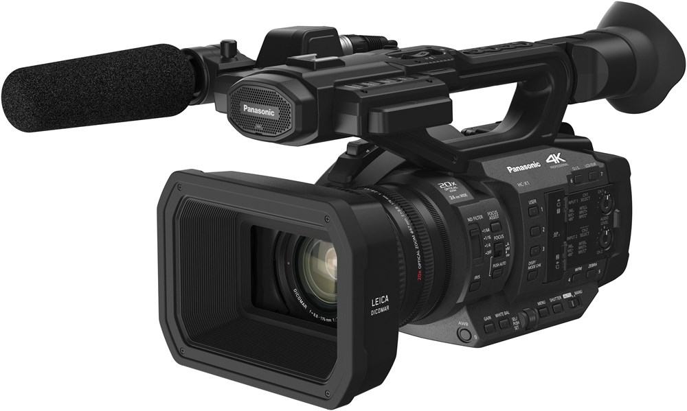 "Panasonic HC-X1E Panasonic AG-AC30PJ Full HD Camcorder with 3"" Touch LCD and 20x Optical Zoom Panasonic AG-AC30PJ Full HD Camcorder with 3″ Touch LCD and 20x Optical Zoom 90669717874ED18414474988886F943D"