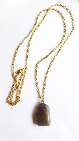 dstonedesigns Labradorite Necklace