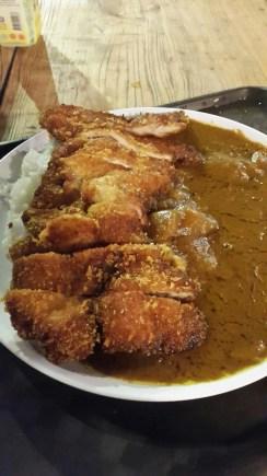 Classic Chicken Katsu Curry