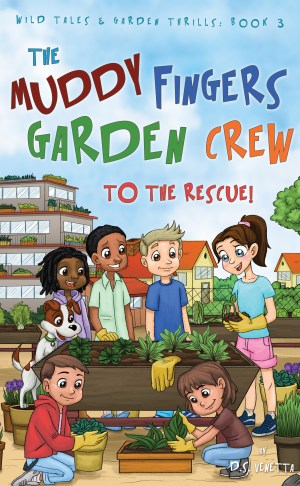 muddy fingers garden crew to the rescue