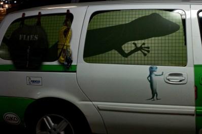 Geico Van