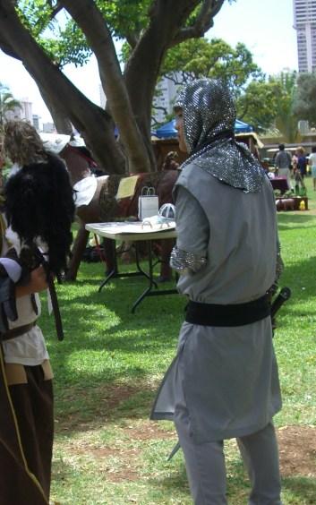 Falconer and Knight