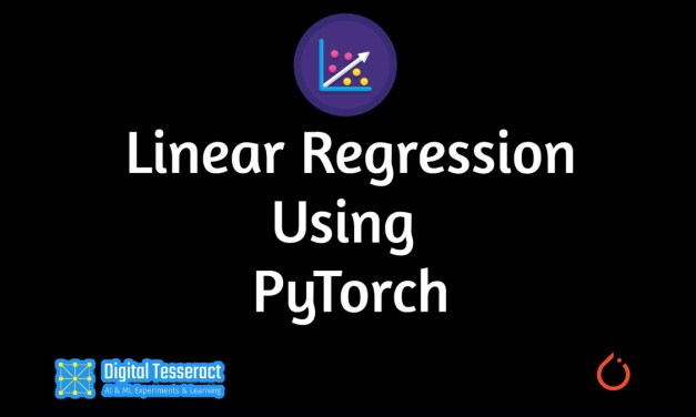 Linear Regression Using PyTorch