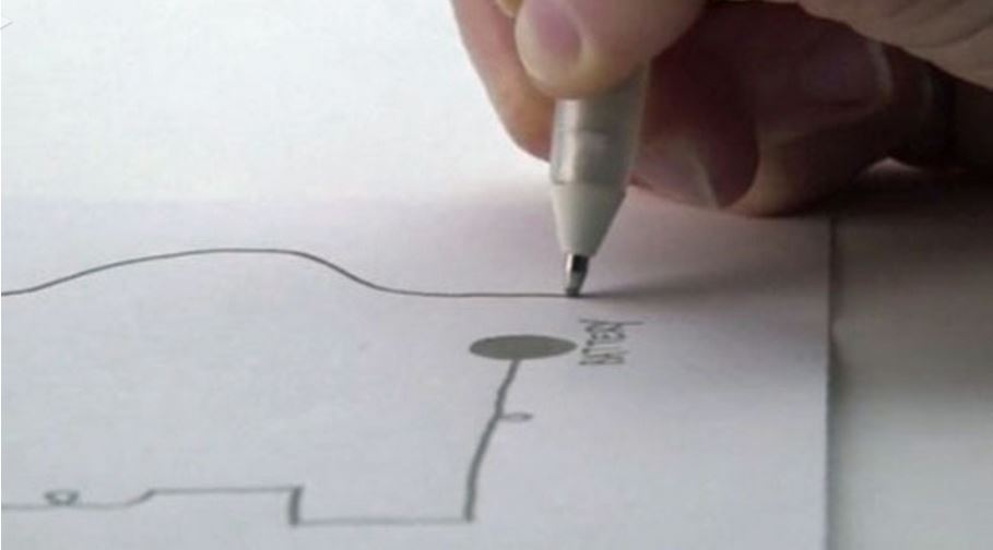 Circuit Scribe Pen Allows You To Test Circuits On Paper