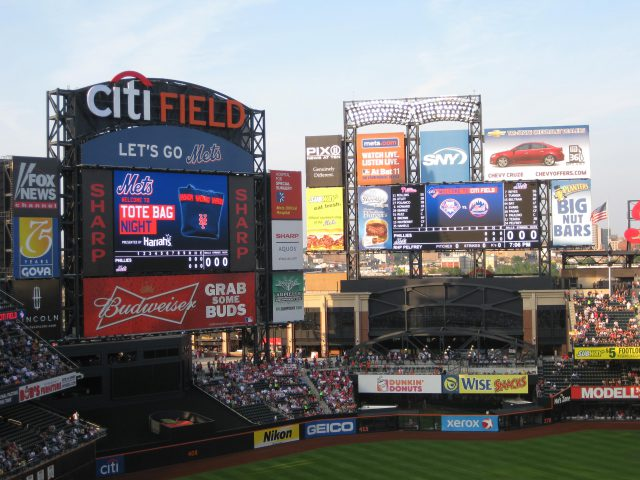 Citi Field New York Mets events tickets parking hotels seating food