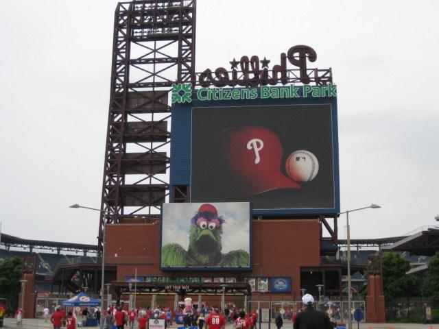 Citizens Bank Park Philadelphia Phillies