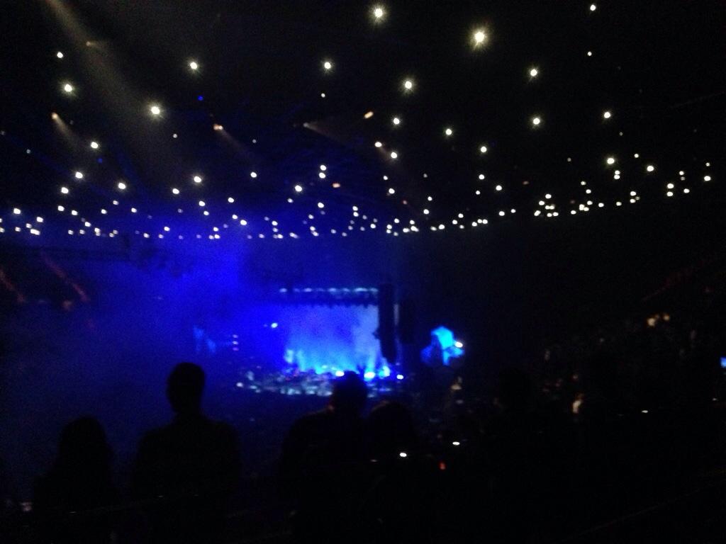 The Forum concert