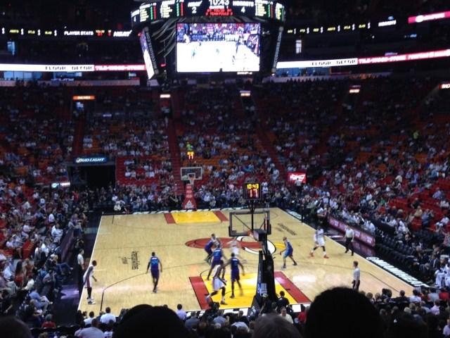 AmericanAirlines Arena Miami Heat