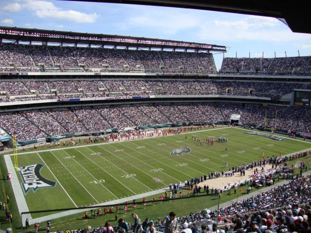 Lincoln Financial Field Philadelphia Eagles events tickets hotels parking seating food