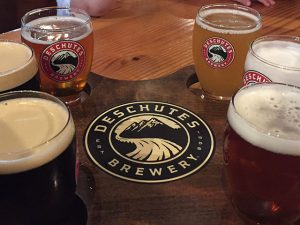 Deschutes Brewery Portland sports travel