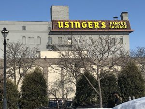 Usinger's Famous Sausage Milwaukee sports travel