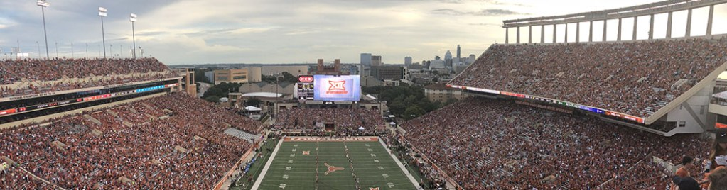 DKR-Texas Memorial Stadium