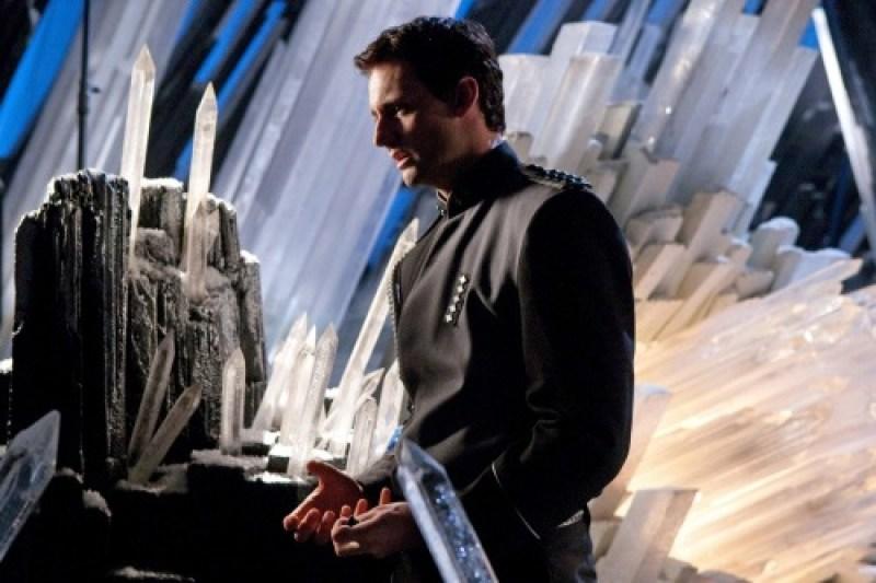 Smallville Kandor Review DT2ComicsChat, David Taylor II