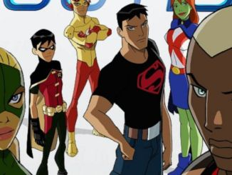 Young Justice 1x01 Review Independence Day DT2Comics Chat