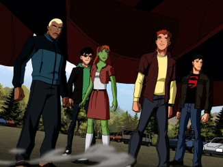 "Young Justice, ""Welcome to Happy Harbor"" review, Miss Martian, DT2ComicsChat, David Taylor II"