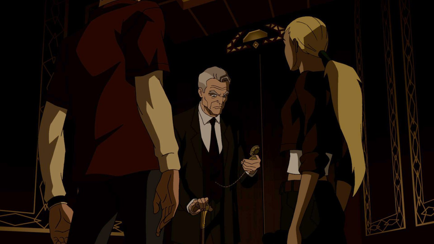 """Young Justice """"Denial"""" Review DT2ComicsChat, David Taylor iII, Dr. Fate"""