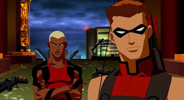 "Young Justice, ""Targets"" 1x10, Review, DT2ComicsChat, David Taylor II"