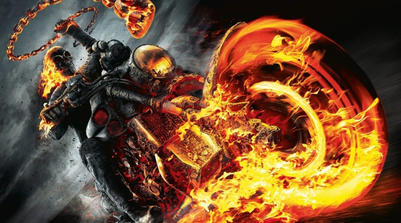 Ghost Rider Spirit of Vengeance Review DT2ComicsChat David Taylor II