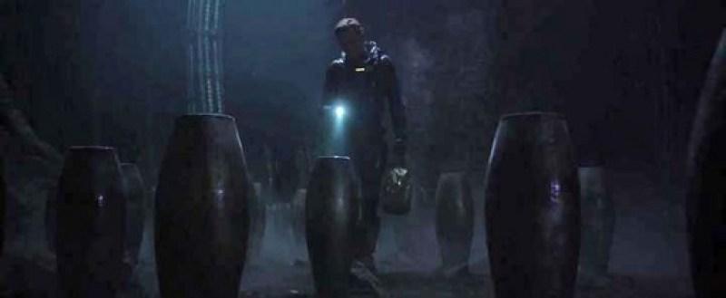 Prometheus review, Alien, Aliens, Ridley Scott, DT2ComicsChat, David Taylor II, Michael Fassbender