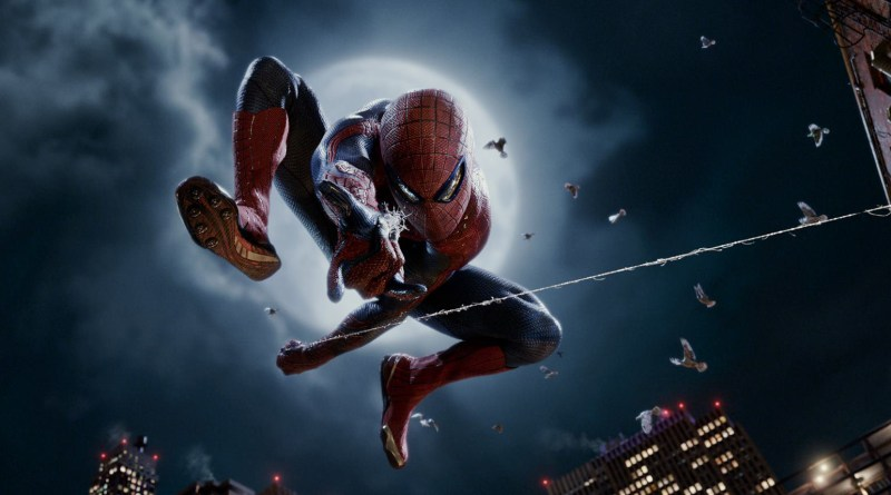 The Amazing Spider-Man review, Andrew Garfield, Emma Stone, Peter Parker, DT2ComicsChat, David Taylor II