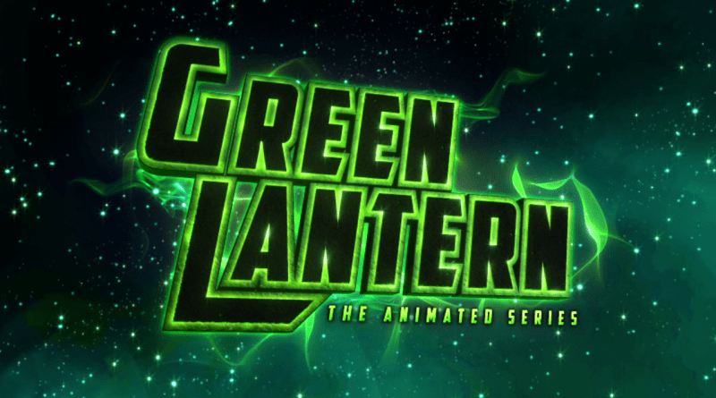Green Lantern The Animated Series GLTAS Review DT2ComicsChat, David Taylor II