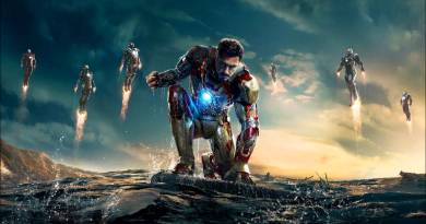 Iron Man 3 Review DT2ComicsChat