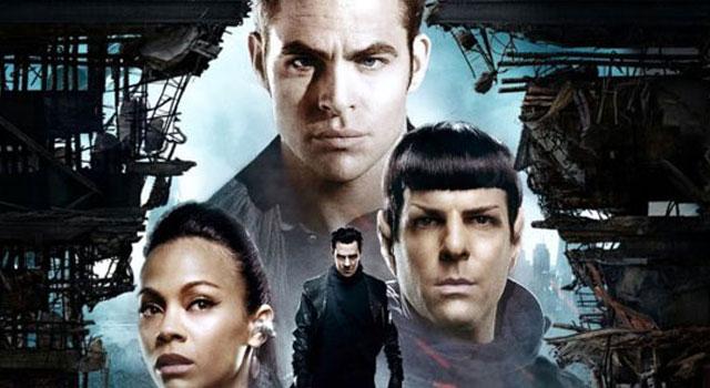 Star Trek Into Darkness Review DT2ComicsChat