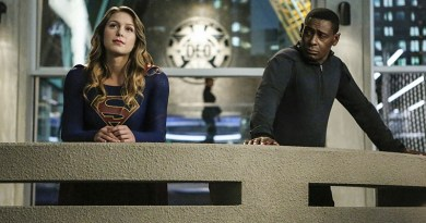 Supergirl 2x08 Medusa review DT2ComicsChat
