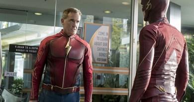 "The Flash Season 3 3x09 ""The Present"" review DT2ComicsChat David Taylor II"