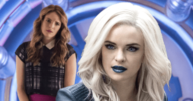 The Flash, Danielle Panabaker, Caitlin Snow, Killer Frost, DT2ComicsChat, David Taylor II