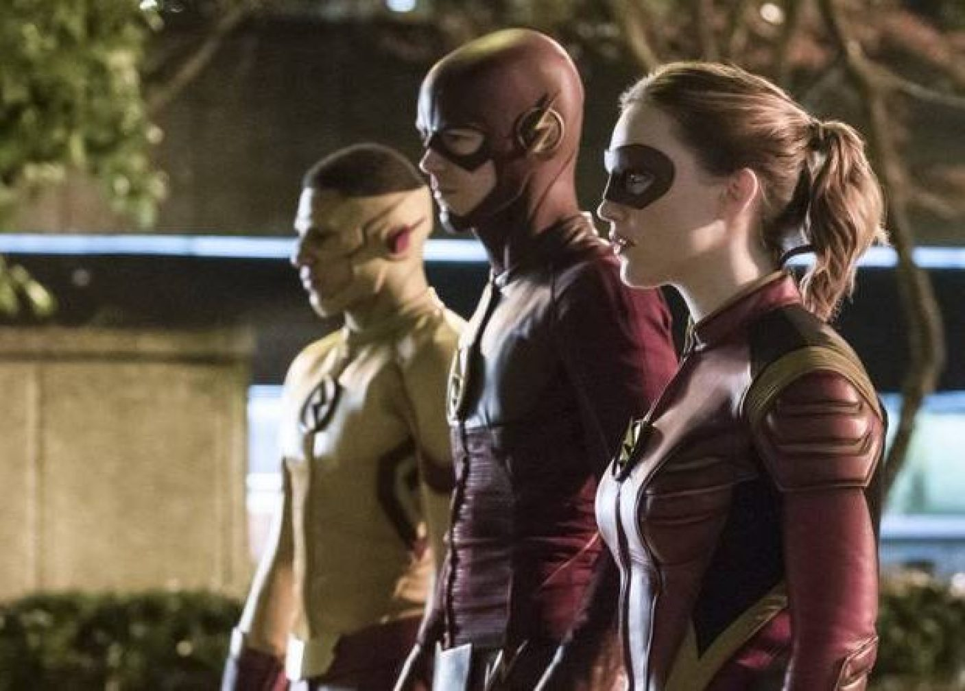 Savitar, The Flash, The Flash review, The Flash 3x15, Grant Gustin, DT2ComicsChat, David Taylor II