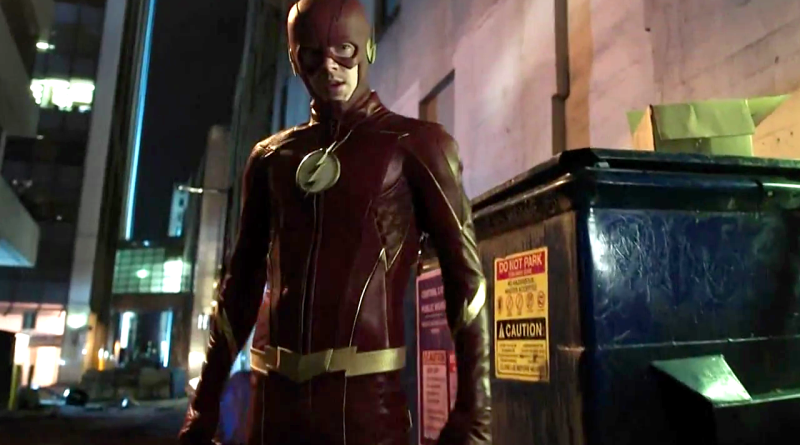 The Once and Future Flash review, Grant Gustin, Barry Allen, CW, The Flash, DT2ComicsChat, David Taylor II
