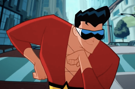 Justice League Action, Plastic Man Saves the World, the Trinity, Review, David Taylor II, DT2ComicsChat