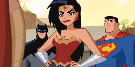 Justice League Action, Luthor in Paradise, the Trinity, Review, David Taylor II, DT2ComicsChat