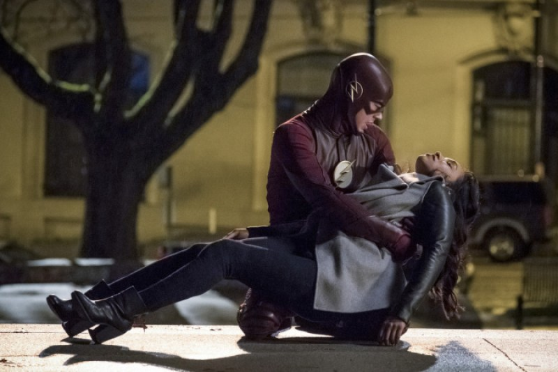 The Flash S3 Ep 23 3x23 Review 'Finish Line' Grant Gustin Savitar Barry Allen David Taylor II, DT2ComicsChat
