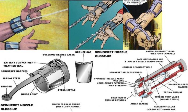 DT2ComicsChat, David Taylor II, Spider-Man