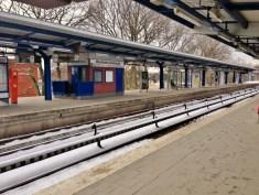 Wandsbek-Gartenstadt im März 2013