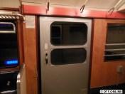 Alle T-Wagen besaßen Einzeltüren. Aber nicht öffnen bevor der Zug hält!