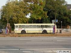 Hierbei handelt es sich um einen Daimler-Benz O 317, welcher im November 1959 in Lübeck zugelassen wurde.