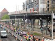 Ein DT3 über den Läufern...
