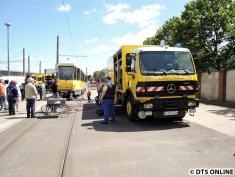 BVG-Servicefahrzeuge, BVG-Betriebshof Lichtenberg, 28.6.2015 (8)
