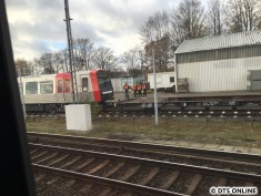 340 Lagerbahnhof Ohlsdorf