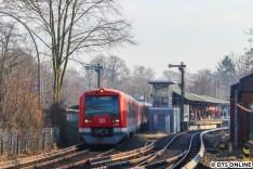 Donnerstagmorgen hatte der Zug dann rund vierzig Minuten Verspätung, um in den Plan zurückzukommen wurde der Zug Othmarschen ausgesetzt. So hätte es aussehen können, stattdessen ein 474.