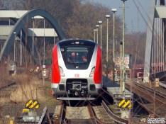In Ohlsdorf angekommen: Der 490 002