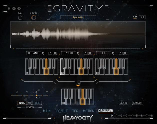 Heavyocity Gravity Crack + Torrent (Mac) Free Download