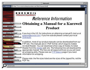 If you want to know how each algorithm is put together, and what each parameter does, then you'll need to download a copy of the KSP8 Algorithm Reference PDF file from the Kurzweil web site, as this information is not included in the paper manual of either Rumour or Mangler.