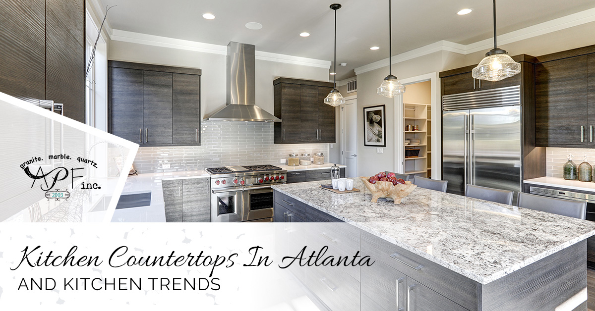 Kitchen Countertops Atlanta Kitchen Trends That Are Here To Stay