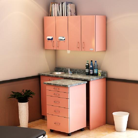 exam room medical cabinets model m2000