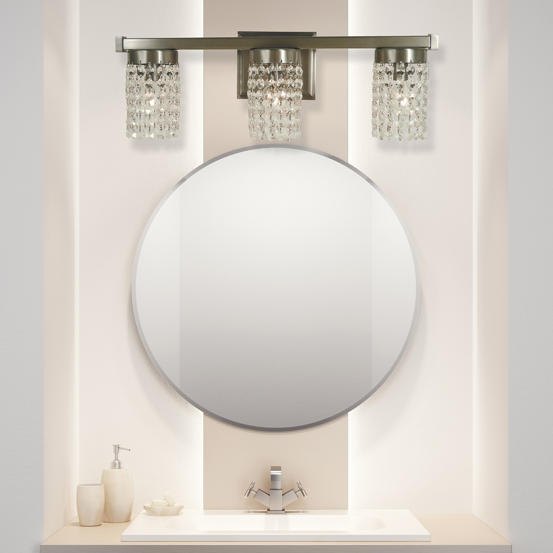 bathroom lighting trends what vision