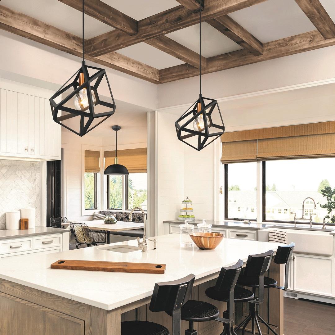kitchen lighting trends new options